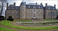 Château de Rosanbo dans les Côtes-d'Armor