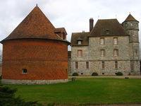 Château de Vascoeuil dans l'Eure