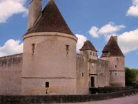 Château de Posanges en Côte-d'Or