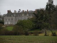 Château du Plessis en Loire-Atlantique