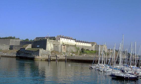 Citadelle de Belle-Île-en-Mer dans le Morbihan