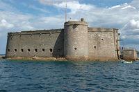 Château du Taureau dans le Finistère