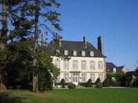 La malouinière de la Ville Bague en Ille-et-Vilaine