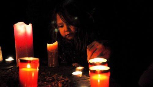 Hommage aux Victimes,familles endeuillées