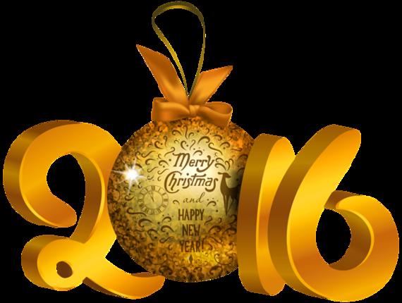 Meilleurs Vœux pour cette Année 2016