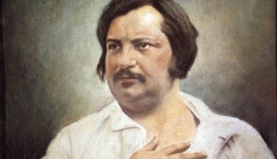 Honoré de Balzac-