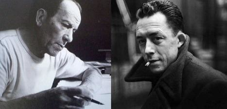 Albert Camus à René Char