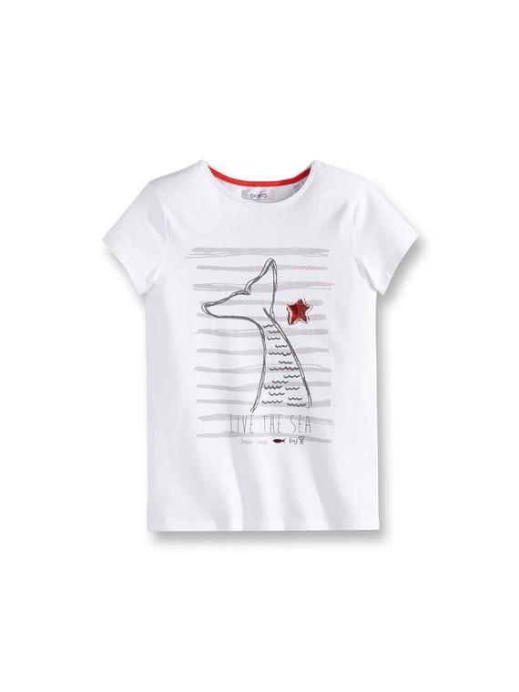 tee-shirt, Okaidi, 6 ans