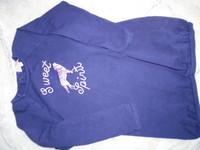 Robe sweat, Lisa rose, 3€