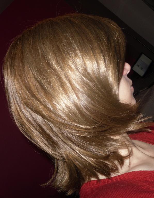 Coloration de cheveux sans ammoniaque et grossesse