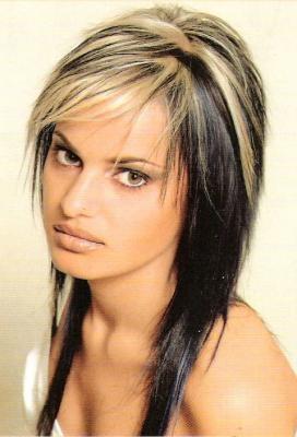 Sisi caline photos coiffures dames long coiffure