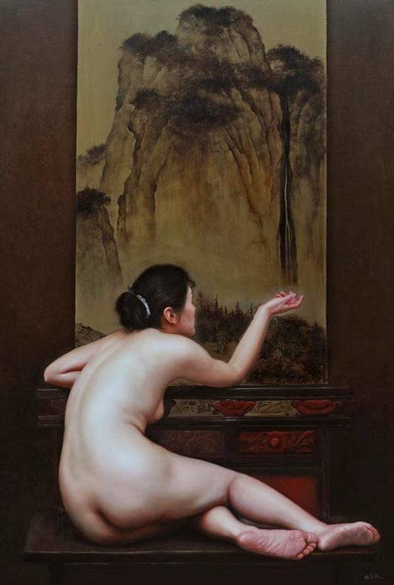 Lin Jinfu - ImpressioniArtistiche-2