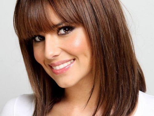 cheryl cole couleur - Marron Chocolat Coloration