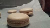 Coques de macarons - Meringue italienne