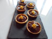 Mini tartelettes au chocolat
