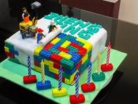 Gâteau Lego