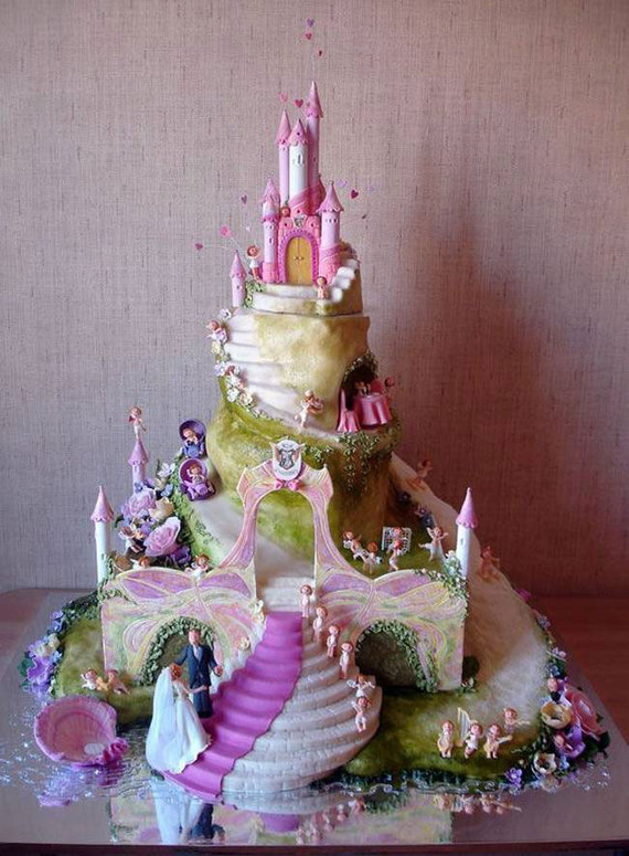 Le château de princesse