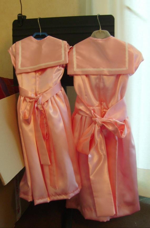robes derrière