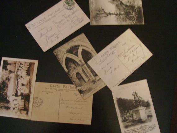 cartes postales 1900
