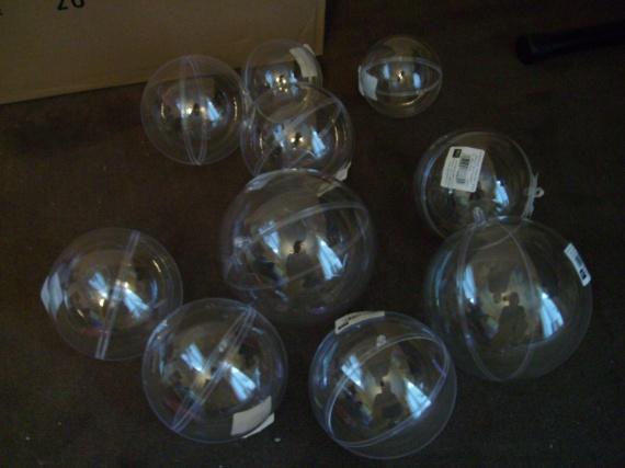 les boules pour les mobiles