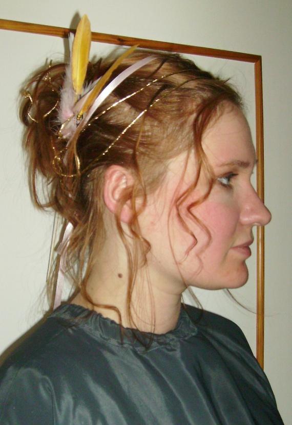 coiffure non choisie