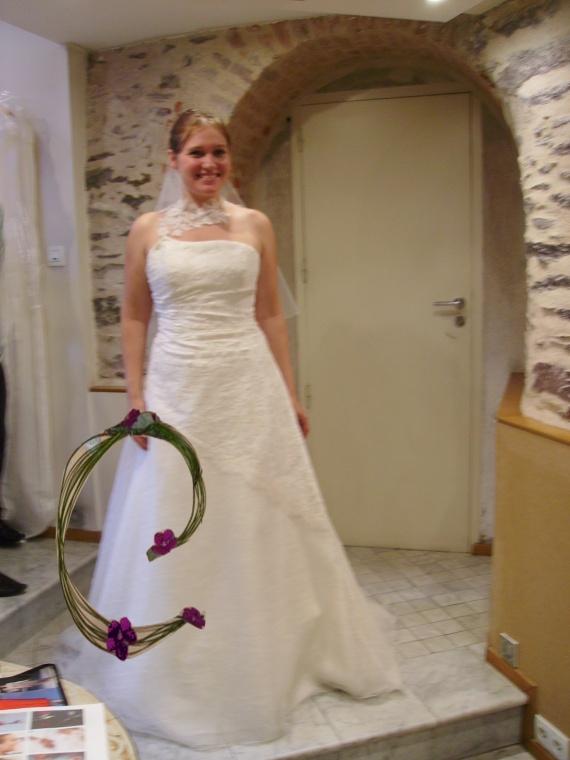essai robe + bouquet
