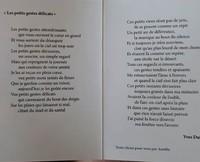 Texte Elodie