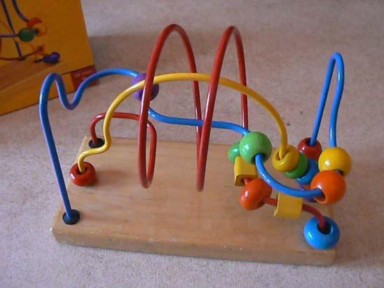 Boulier vague jouet pepettemary photos club doctissimo - Nature et decouverte jouets ...