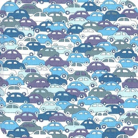 tissu liberty cars