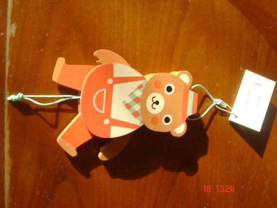 Gaby_Pantin_marionnette en bois