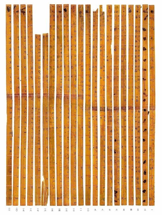 Tsinghua multiplication table_bamboo strips2-jpg