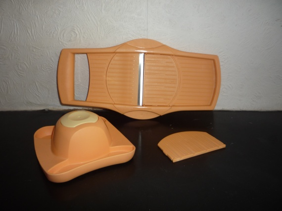 coupe l gumes utilis 2 fois 15e ventes tupperware. Black Bedroom Furniture Sets. Home Design Ideas