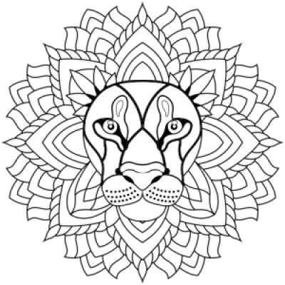 mandala-animaux