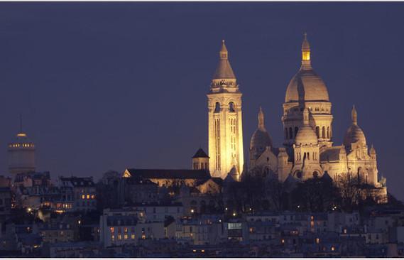 Basilique-du-Sacré-Coeur-de-Montmartre-