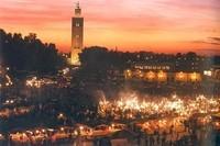 Marrakech de nuit