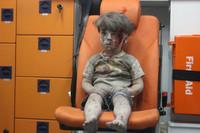 un enfant syrien