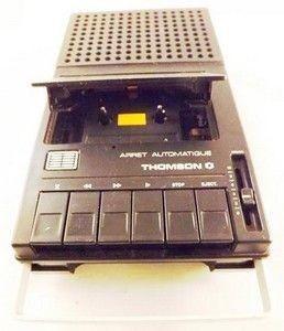Magnétophone à Cassette