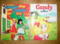 Livres CANDY