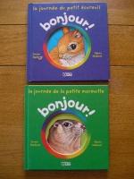 BONJOUR marmotte & écureuil