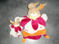 DOUDOU & cie - maman & BB marionnette