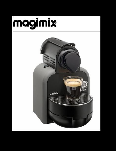 nespresso magimix m100 vendus jmflo74 photos club doctissimo. Black Bedroom Furniture Sets. Home Design Ideas