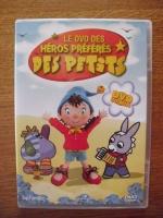 * DVD * les héros préférés des petits *