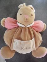 KALOO - ours boule beige