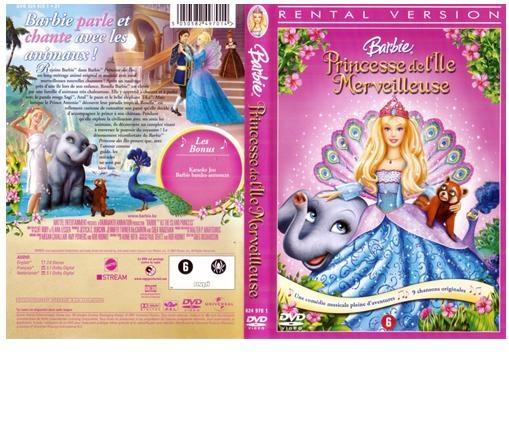 Barbie princesse de l 39 ile merveilleuse vendus jmflo74 - Barbie et l ile merveilleuse ...