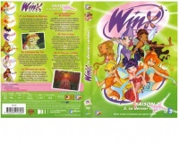 WINX - saison 2- vol 5