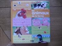 Je lis, les animaux de la ferme