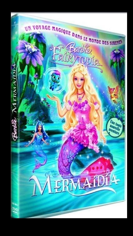 Barbie fairytopia - Mermaidia
