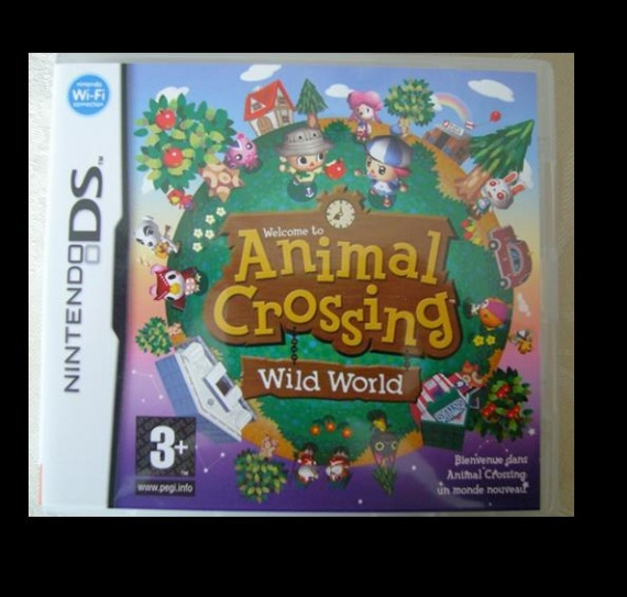 DS - animal crossing