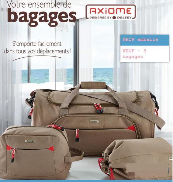 Ensemble de bagages NEUFS