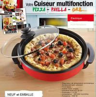 Cuiseur -paella - multifonctions